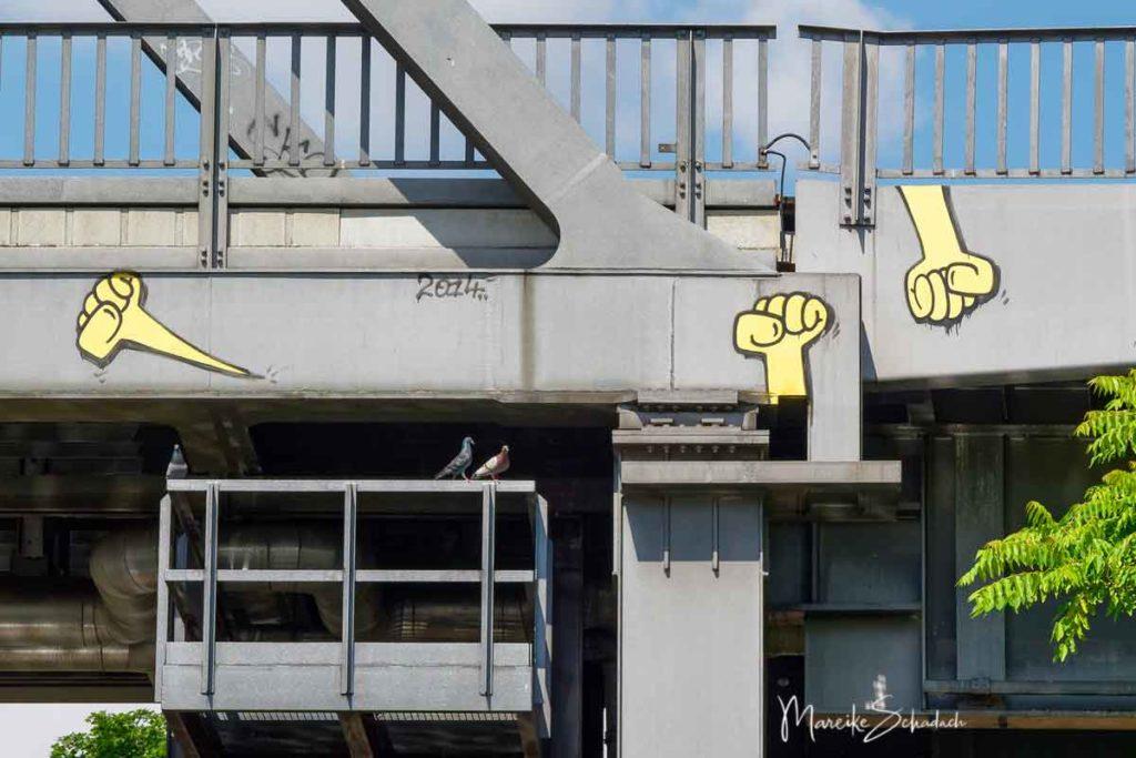 CBS Crew und Kripoe: Yellow Fists
