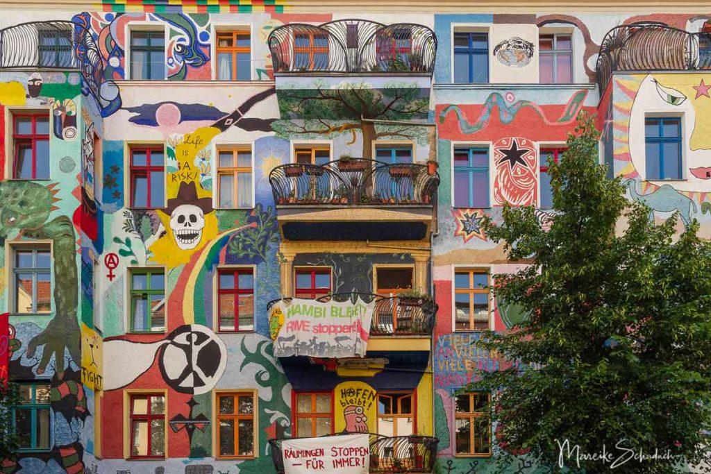 Street Art Map Berlin