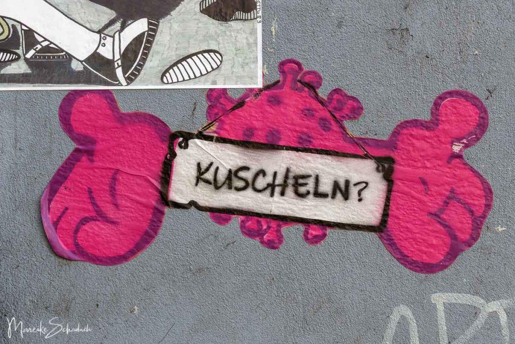 Street Art Map Berlin - Coronavirus