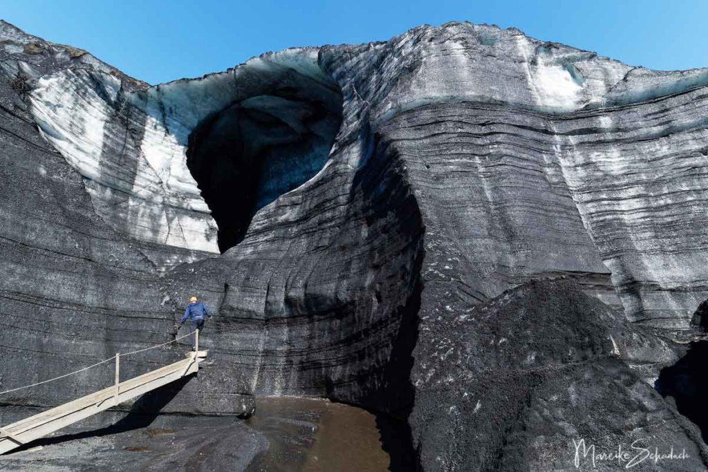 Katla-Eishöhle Island