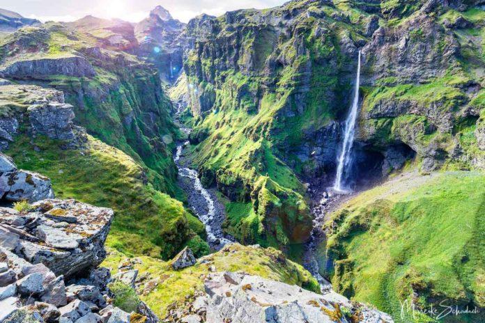 Múlagljúfur Canyon - Geheimtipp im Südosten Islands