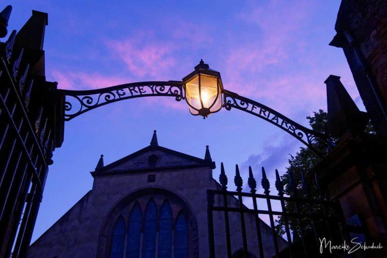 Toter Hund und Poltergeist – Greyfriars Friedhof in Edinburgh