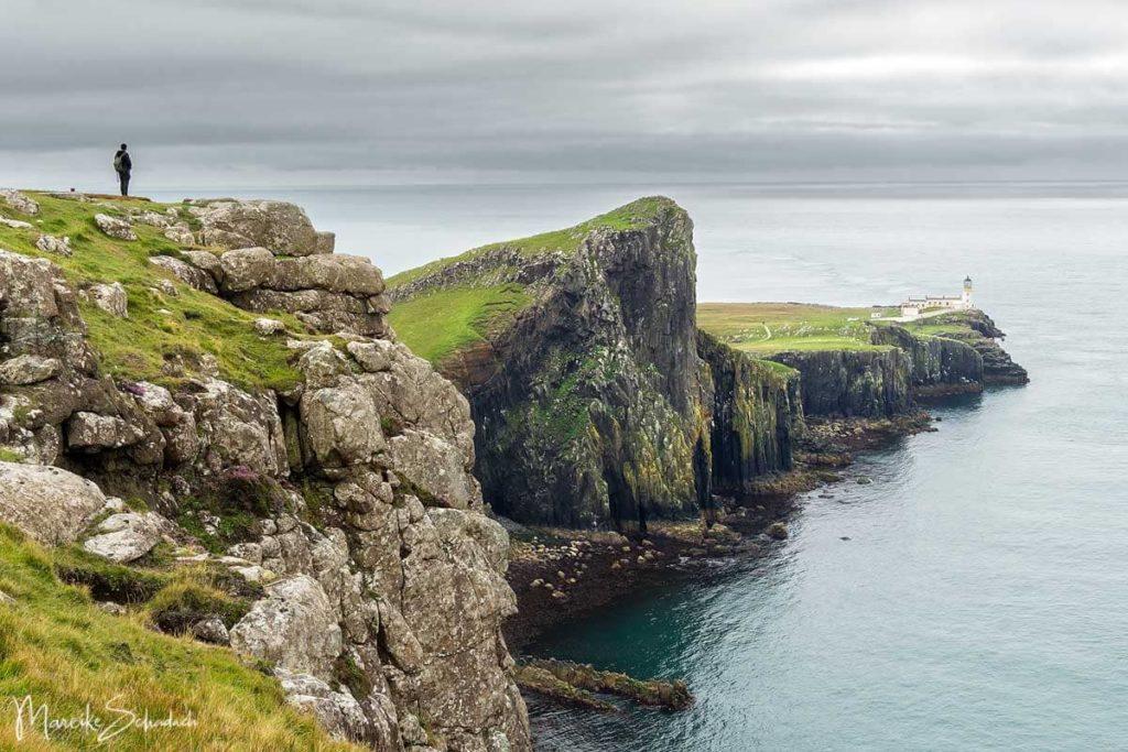 Neist Point - Schönste Klippen von Skye und Orca Hotspot