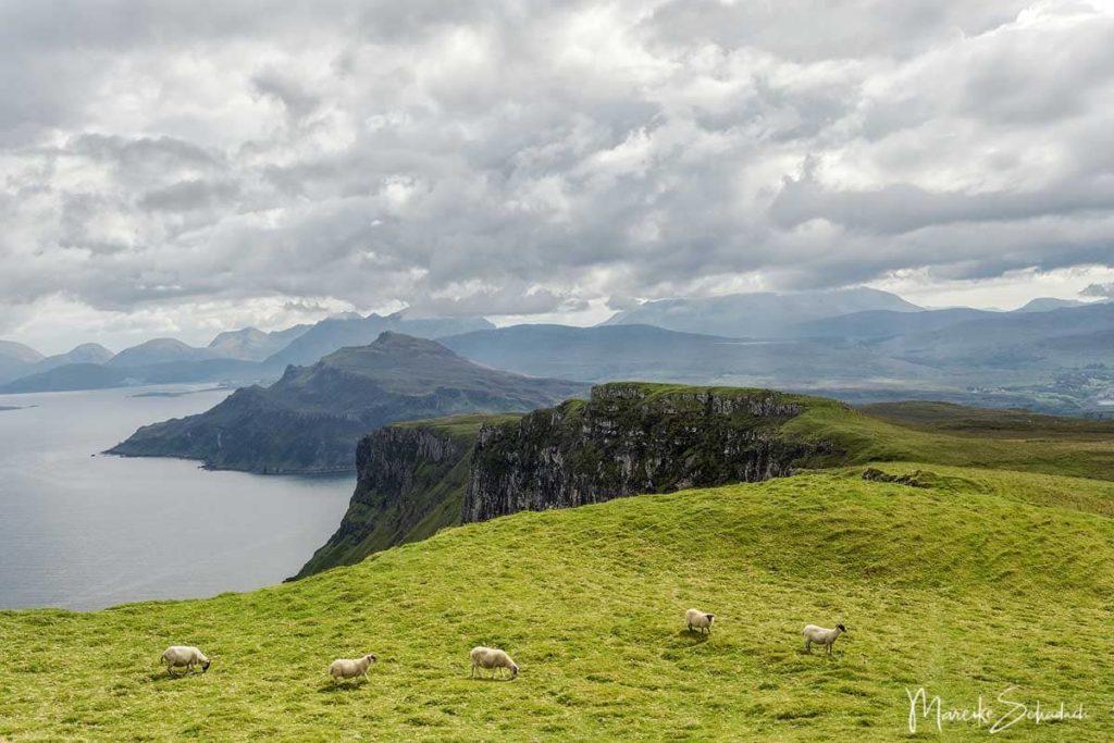 Isle of Skye Wanderungen