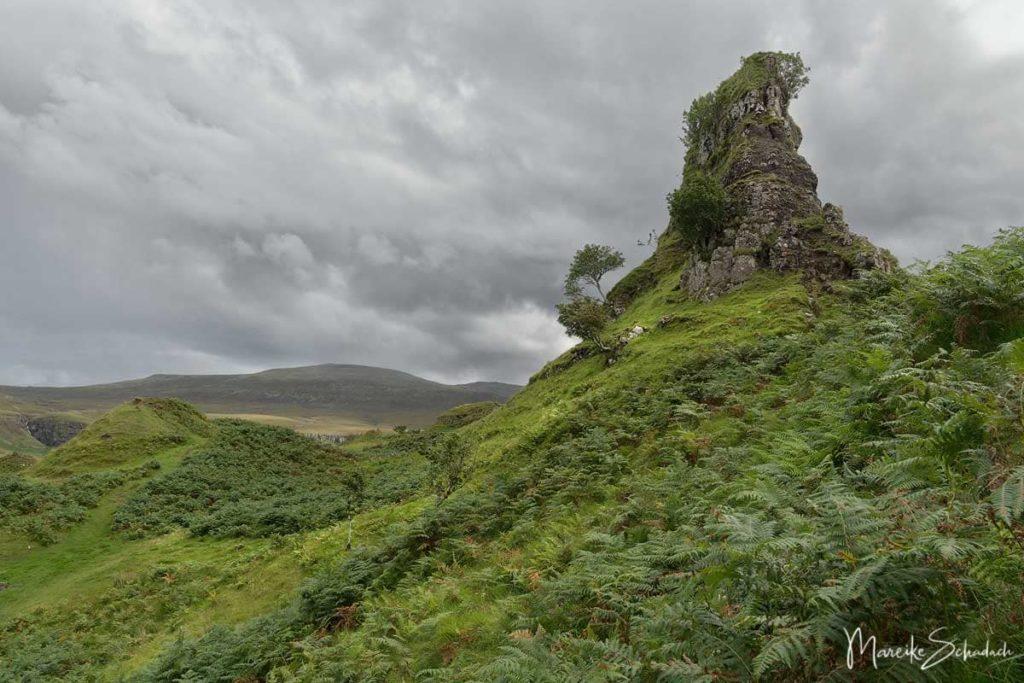 Isle of Skye Wanderungen - Fairy Glen