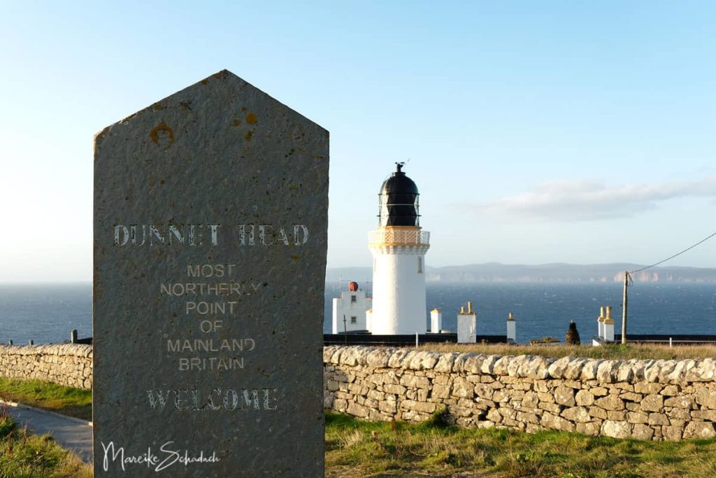 Dunnet Head - North Coast 500 – Roadtrip in Schottland