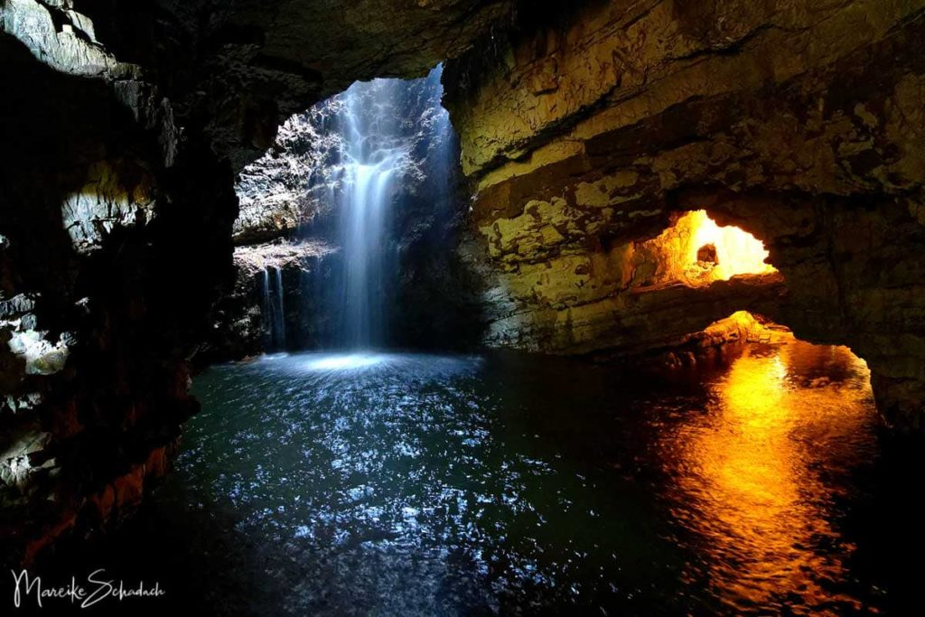 Smoo Cave - North Coast 500 – Roadtrip in Schottland