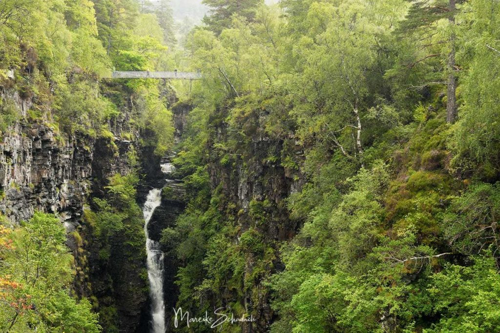 Corrieshalloch Gorge - North Coast 500 – Roadtrip in Schottland