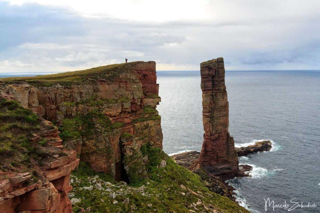 """""""Old Man of Hoy"""" - Sea Stack auf den Orkneys"""