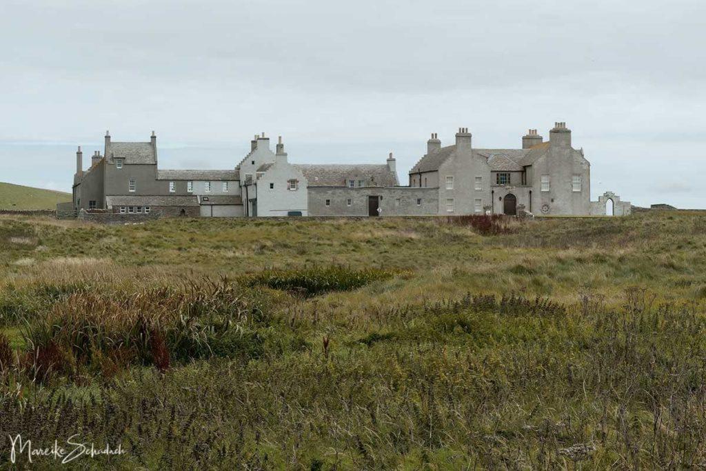 Sehenswertes Skaill House auf einem Roadtrip über die Orkney Inseln