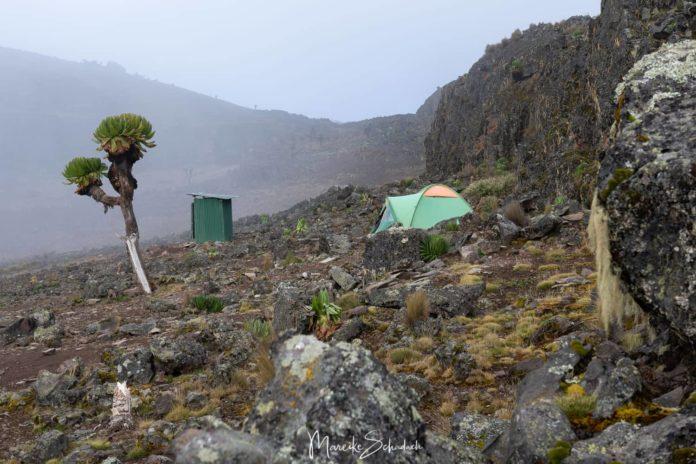Packliste für die Besteigung des Point Lenana, Mount Kenya
