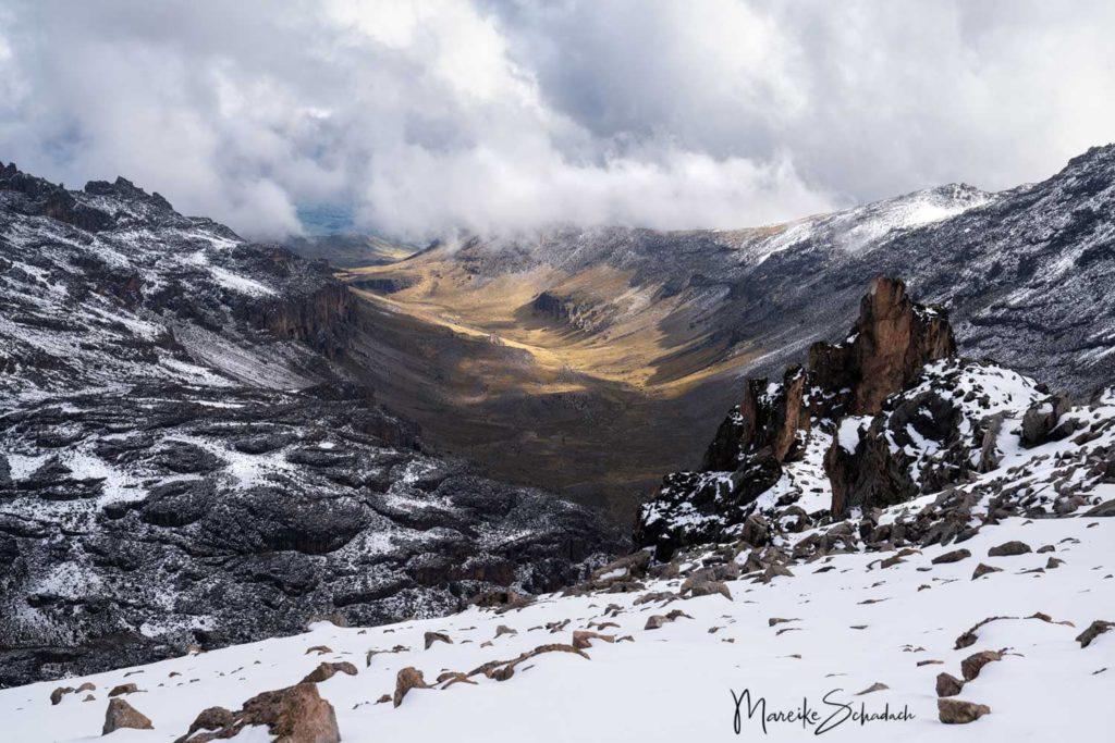 Mount Kenya Lenana - Austrian Hut