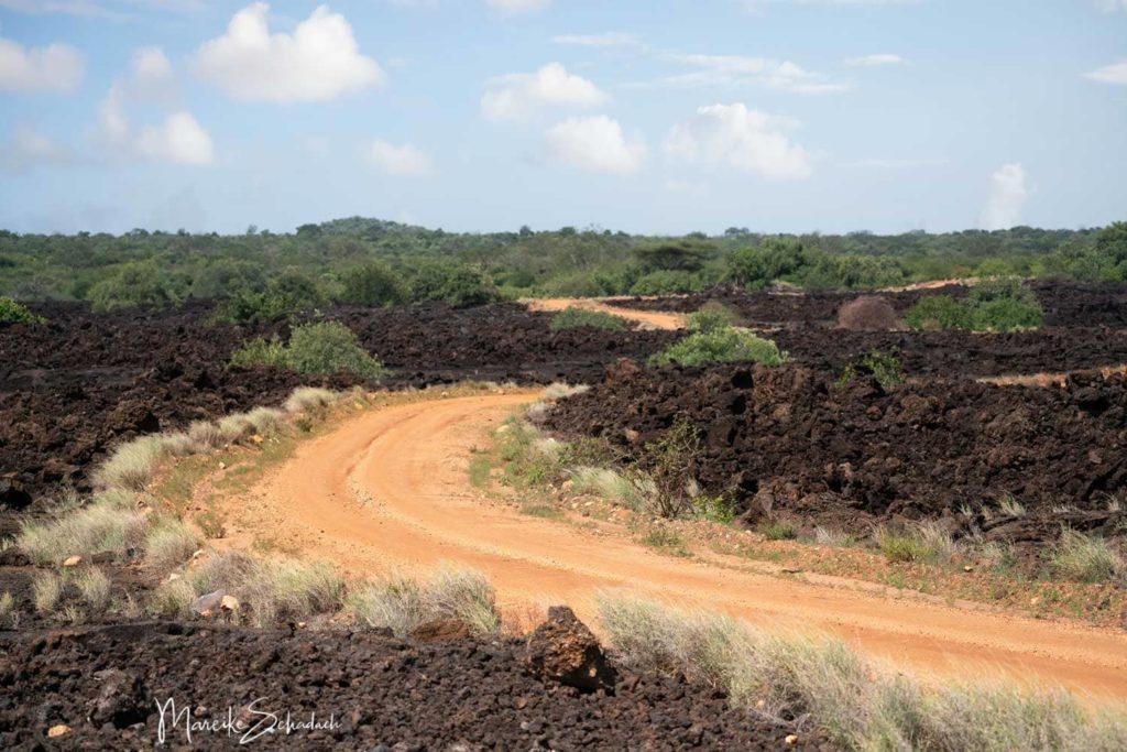 Shetani Lavastrom Tsavo Kenia