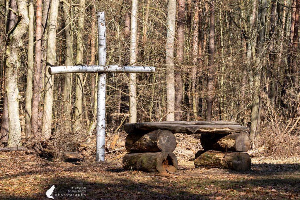 Waldkirche im Tegeler Forst
