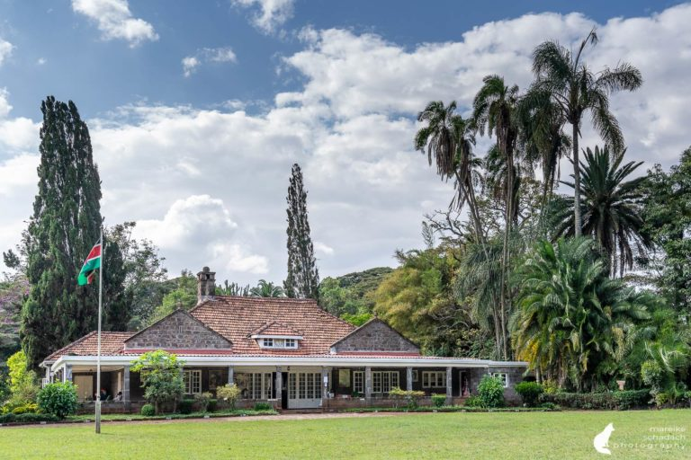 """""""Ich hatte ein Farm in Afrika…"""" Besuch im Karen Blixen Museum, Nairobi"""