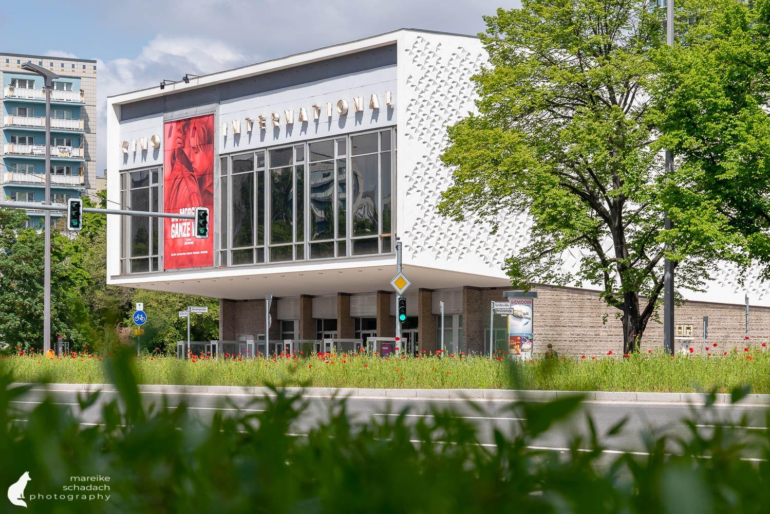 DDR Architektur in Berlin: Kino International