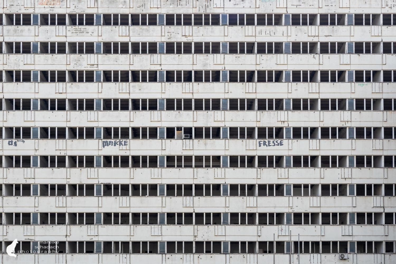 DDR Architektur in Berlin:  Haus der Statistik