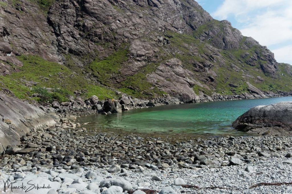Das Herz der Cuillins und der Bad Step der Isle of Skye
