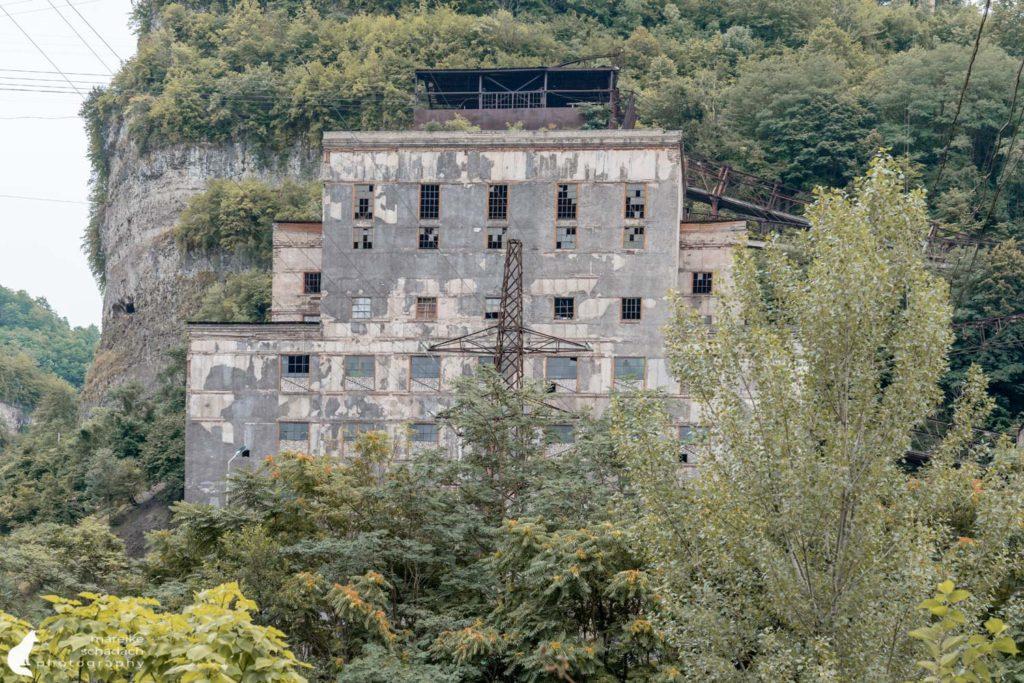 Lost Place in Tschiatura