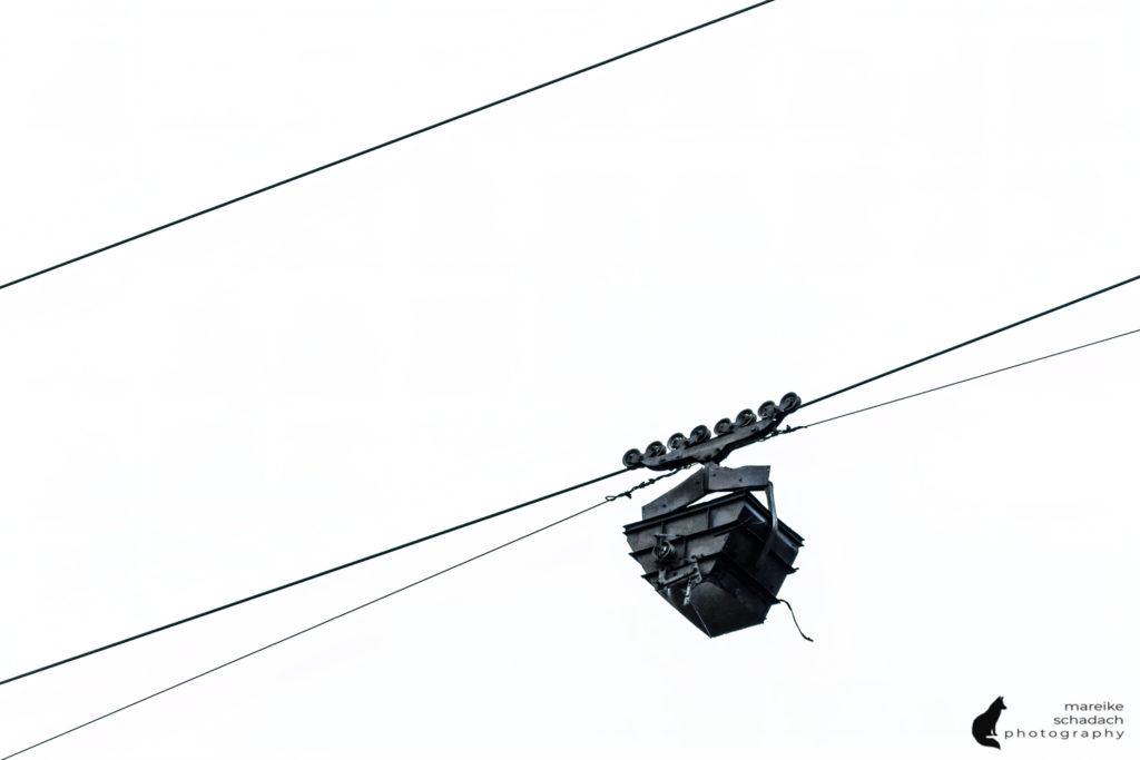 Seilbahnen in Tschiatura